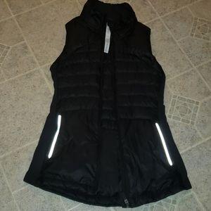 LULULEMON BLACK NWOT goosedown vest
